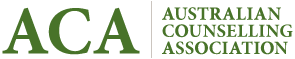 Australian Counselling Association Logo